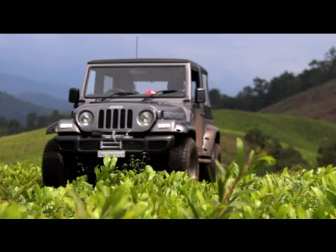 Fourteen 947 Mahindra Thar Modified To Wrangler | WSOURCE