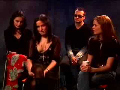 video25-The Corrs - A List Interview - Part 1  (USA 2002) {{.asf