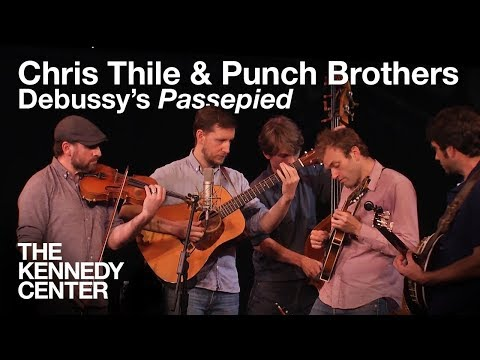 Chris Thile and Punch Brothers -