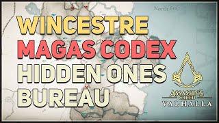 Wincestre Hidden Ones Bureau Magas Codex Page 6 Assassin's Creed Valhalla