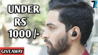 This is The Best Wireless Bluetooth Earbuds !