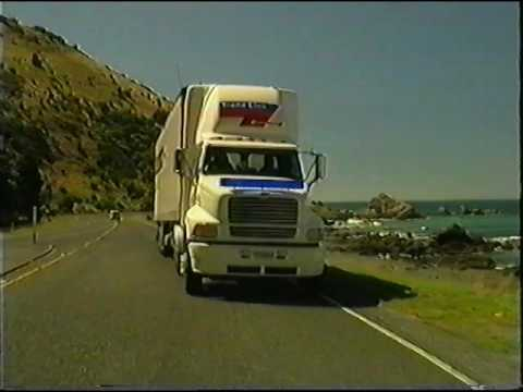 Trucks New Zealand On the rd, Mainland tour