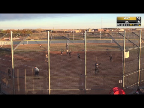 Lamar Community College vs. Western Nebraska Community College (Softball - Game 2)