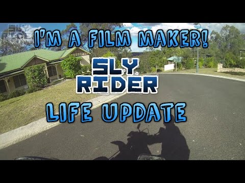 I'm a Film Maker! || Sly Rider Life Update