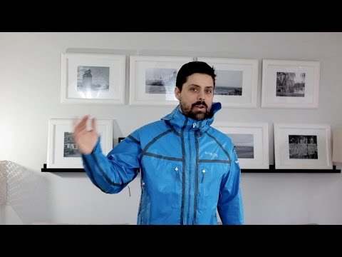 Review: Columbia OutDry Ex Platinum Tech Shell Jacket