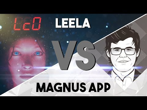 Leela Plays a5!? and h5!? | Leela Chess Zero 42500 vs Magnus App Age 27