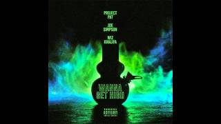 Project Pat Ft. Wiz Khalifa - Wanna Get High (Remix)
