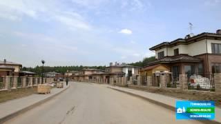 видео коттеджный поселок Певчее