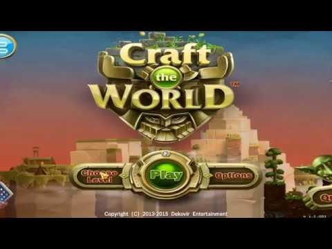 [Craft The World] Hướng Dẫn  Chơi #1