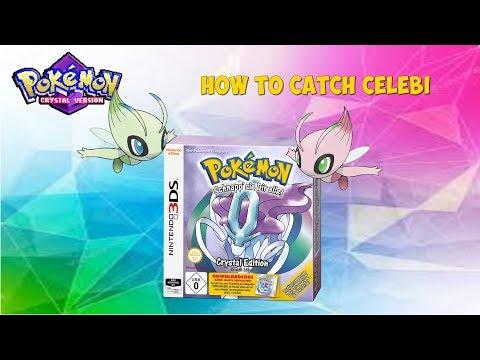 Pokemon Infovideo: Pokemon Kristall 3DS/ So Fängst Du Celebi