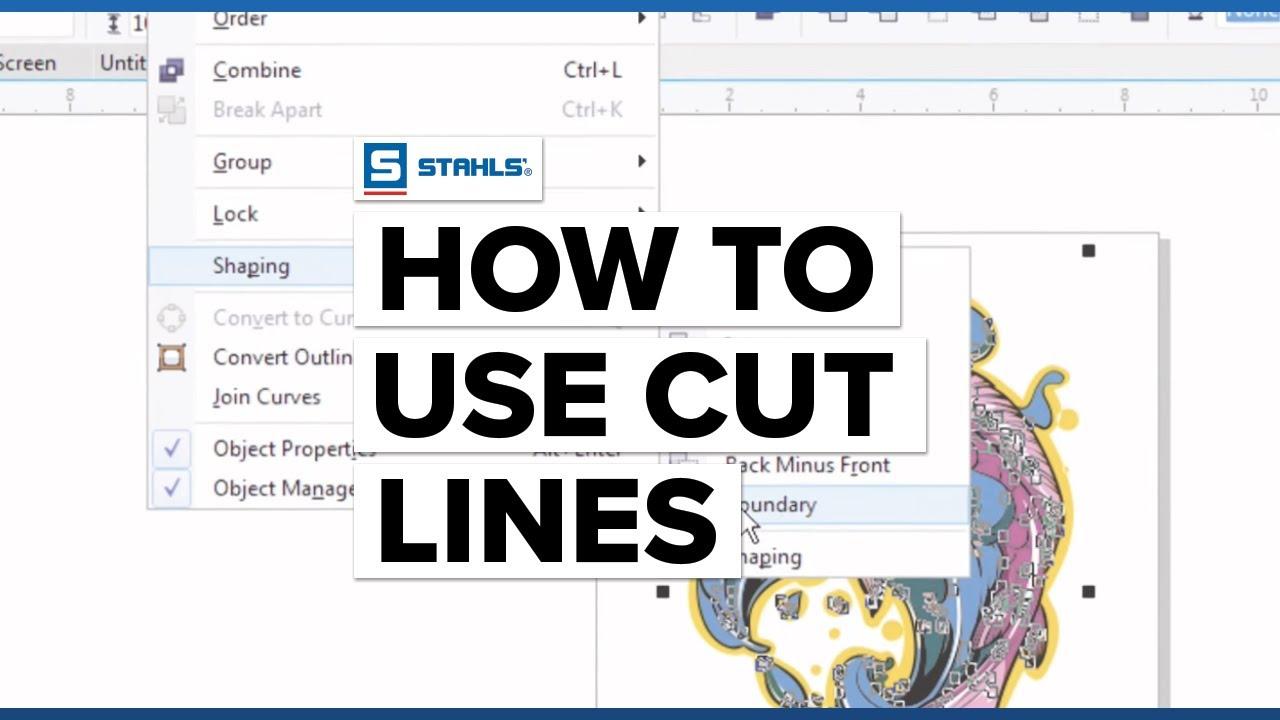 BEST software for Roland Cutter plotter vinyl cutting SignTools 4 Corel Draw