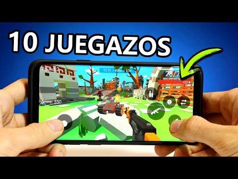 Top 10 Mejores Juegos Android 2018 Nuevos Y Gratis
