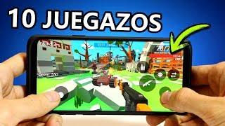 TOP 10 Mejores JUEGOS Android 2018 - NUEVOS Y GRATIS