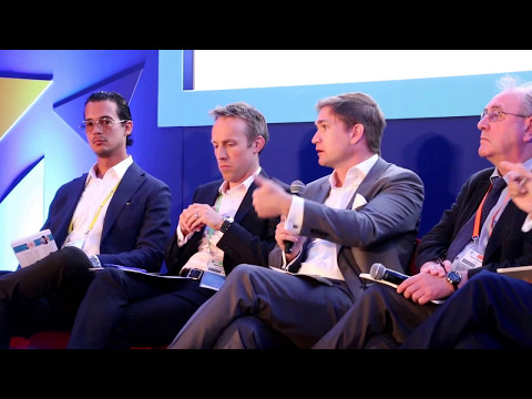Blockchain in Banking - panel addressing emerging areas of interest