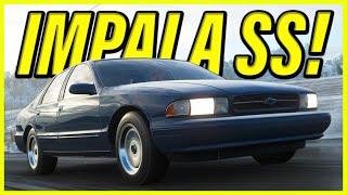 Forza Horizon 4 - How To Unlock 1996 Chevrolet Impala SS! (Series 27)