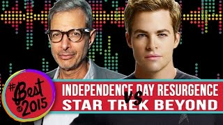 Independence Day Resurgence vs Star Trek Beyond: Most Anticipated Sci-Fi Sequel 2016