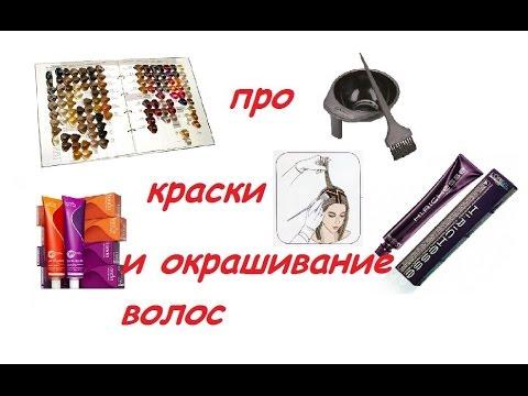 Краски| Ваши волосы