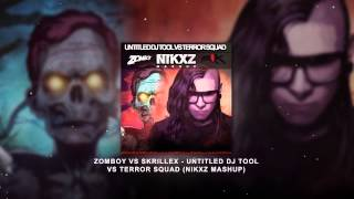 Zomboy vs Skrillex - All Is Fair In Love And Brostep vs Terror Squad (Nikxz Mashup)