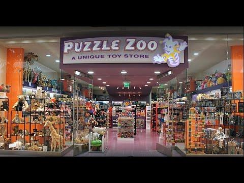 "UnderWorld 177 ""Puzzle Zoo Toy Store"""