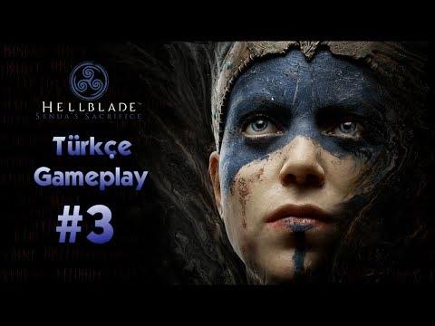 Hellblade: Senua's Sacrifice Türkçe Gameplay #3