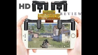 PUBG and Shooting Game Controller| Official Video Review| #android #ios
