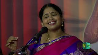 Thyagaraja Aradhana | Nithyasree Mahadevan