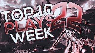 Top 10 Plays Week #22 [5 CODS] (Best Episode Yet) #SoaRRC @Nudah