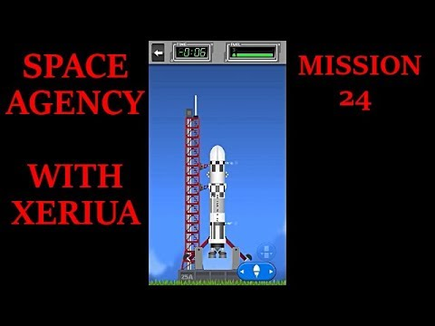 Space Agency Mission 24 Gold Walkthrough - Telescope Service II (Gold Award Let's Play By Xeriua)