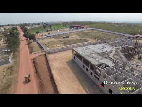 First Drone Video In Angola. Lets see how beautiful?