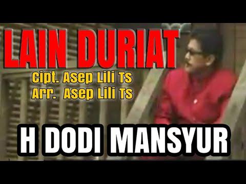 LAIN DURIAT.mp4 Voc. H.Dodi Mansyur