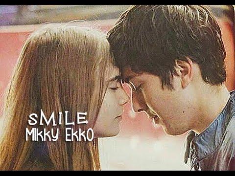 Smile - Mikky Ekko (Tradução) Trilha Sonora do filme Cidades de Papel .