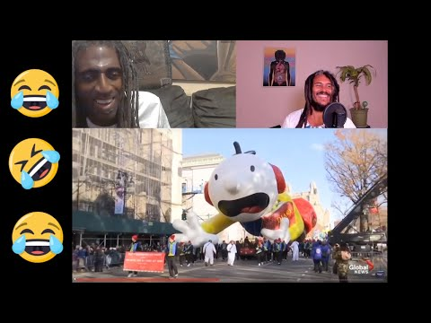 🤣 Prof. Spira and Brother Air Review the Macy's Thanksgiving Day Parade - Pus & Mucus Theater Ep. 1