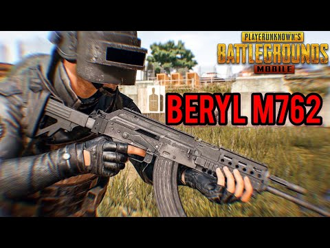 BERYL M762 & QBU... THE BEST WEAPON COMBO? | PUBG MOBILE GAMEPLAY #24