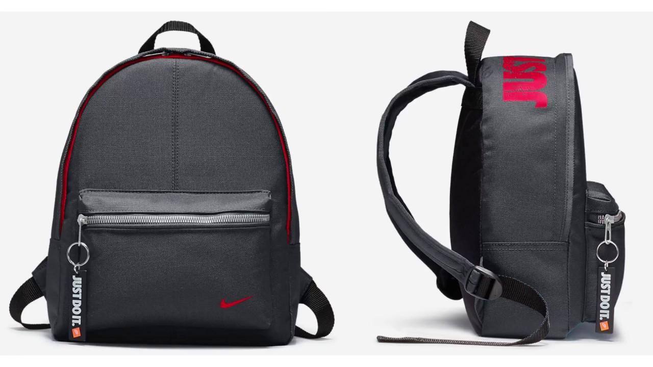 a45a5f355801 NIKE CLASSIC Kid s Backpack (BA4606-060)