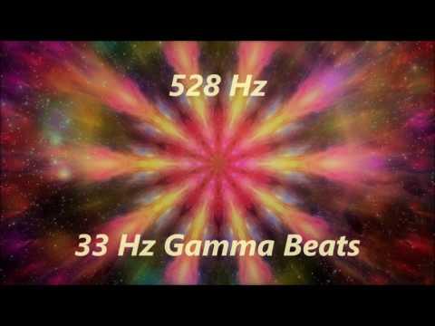 528 Hz Supreme Meditation Music | Gamma CHRIST Consciousness 33 Hz Binaural Beats
