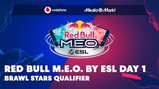 Red Bull M.E.O. by ESL World Final 2019 - Day 1 Brawl Stars Qualifier