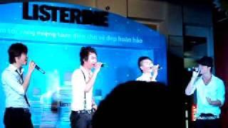Beatbox - 4U [BigC Hoàng Văn Thụ 12/03]