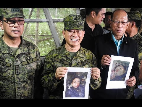 P'pines military continues hunt for Malaysian Mahmud Ahmad in Marawi