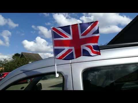 UK Car Flag - Royal Flags CO UK | MaxFlags