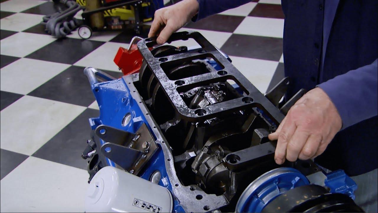 Ford 460 Engine Build Part 2 - Horsepower Season 13, Episode 9