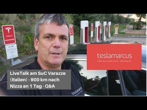 LiveTalk am SuC Varazze (Italien) - 900 km nach Nizza an 1 Tag (der Vlog folgt) - Q&A