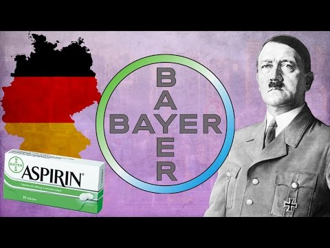 Bayer: Need Some Heroin for Your Cough?