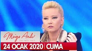 Müge Anlı ile Tatlı Sert 24 Ocak 2020 - Tek Parça