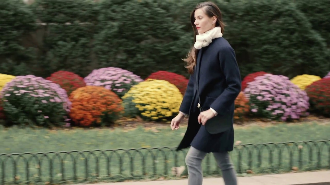 Discover The Waverley By Lo Sons Stylish Leather Travel Crossbody You Can Wear 4 Ways Youtube