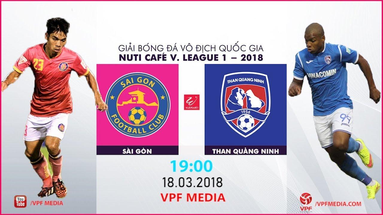 Xem lại: Sài Gòn vs Than Quảng Ninh