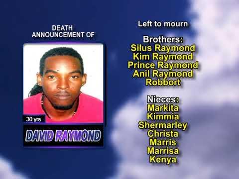 David Raymond long