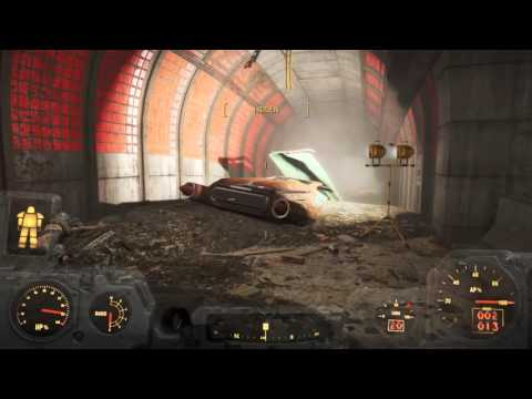 Fallout 4 quest cleansing the commonweath clear out mass pike tunnel