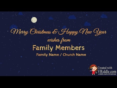 christmas-golden-text-animated-greetings-video-|-happy-christmas-|-christmas-greetings-video