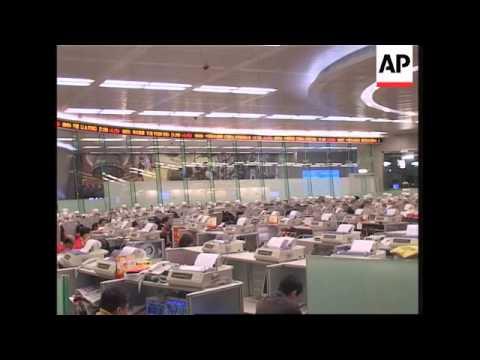 WRAP HK's Hang Seng Index 4.7 percent lower, Nikkei down 541 points