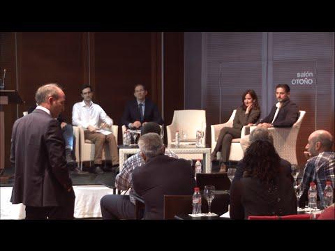 Evento sobre transformación digital - Mesa redonda
